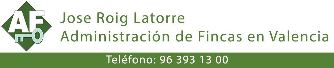 Administracion de Fincas en Valencia logo